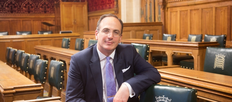 Michael Ellis MP